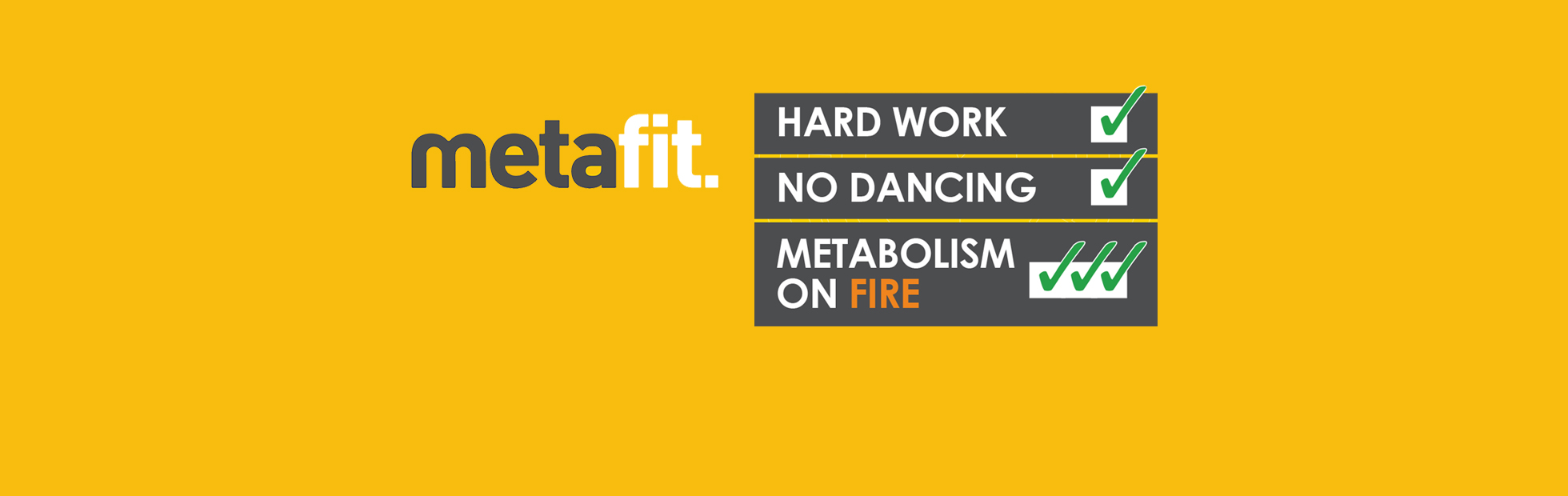 Metafit in SKipton